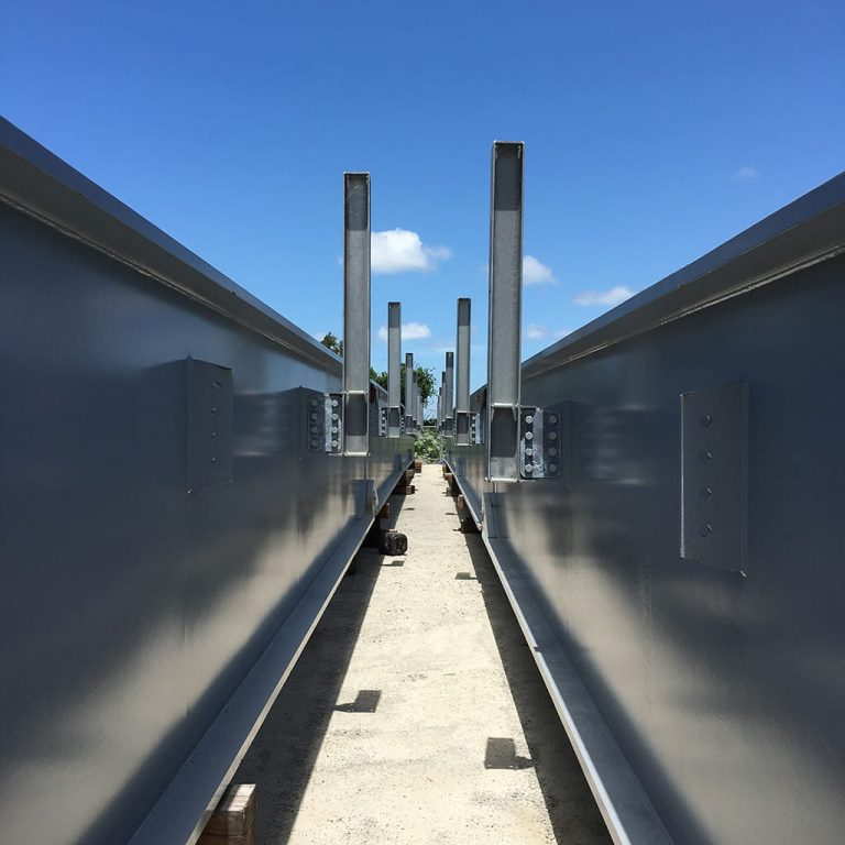 unibridge structural engineering and temporary works design including girder proping